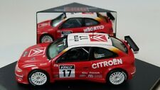 Rare Citroen Xsara Rally car from Skid, Skm99038 1:43, 1999 Tour de Corse