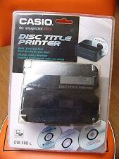 Casio CW-E60 CD/DVD Thermal Printer