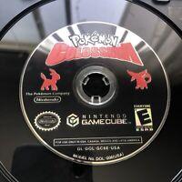 Pokemon Colosseum Nintendo Gamecube Authentic Original OEM Game - USA Seller