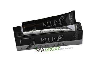Keune Tinta Hair Color  Silk protein, UV Protection 60ml tube choose your shade