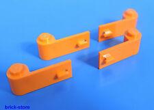 LEGO Nr-4545313 / 4545315 Porte 1x2x3 orange 2 x liens 2 x sur la droite