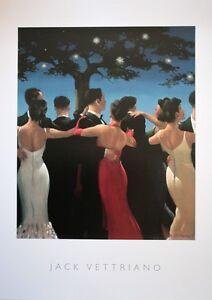 Jack Vettriano - Waltzers - premium open edition print (40x50)