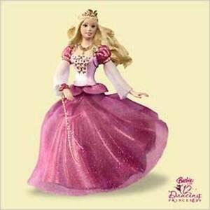 2006 Hallmark ~  Barbie - Genevieve ~ QXI6213 NIB