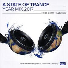 Armin Van Buuren : A State of Trance: Year Mix 2017 CD (2018) ***NEW***