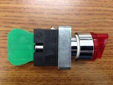 Automation Direct GCX1251-24 Clear Selector Switch Incandescent Illum GCX1251-24