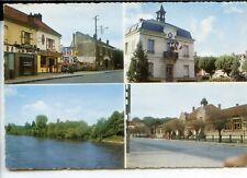 CP 95 Val-d'Oise - Auvers-sur-Oise - Multivues couleurs