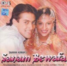 SANAM BEWAFA (SALMAN KHAN) ~ BOLLYWOOD HINDI AUDIO CD