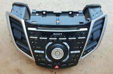 Ford Fiesta MK7 Sony Stereo Radio Headunit Fascia Controls Vents