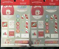 3 Packs Of 100 Peel N Stick Gift Tags