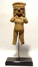 STATUETTE MICHOACAN - ART  PRECOLOMBIEN MEXIQUE - 400BC - PRE-COLUMBIAN FIGURINE