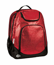 Stylish Oversized Chassé Spotlight Glitter Cheerleading Backpack