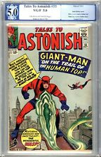 Tales To Astonish #55 - PGX 5.0 (VG/FN) 1964 - Early Giant-Man - Silver Age