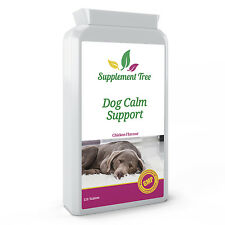 DOG CALMING 120 Tablets Natural Stress, Anxiety & Hyperactivity Relief for Pets