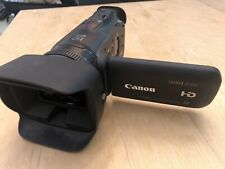 Canon HF G25 Full HD Camcorder SD card & 32gb int memory & live stream HDMI out