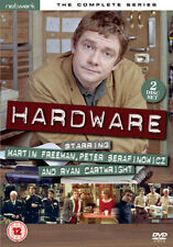 HARDWARE - THE COMPLETE SERIES - DVD - REGION 2 UK