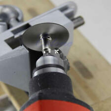 5PCS Dremel Cutoff Circular Saw HSS Rotary Blades Tool Cutting Discs Mandrel XG