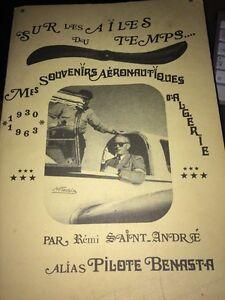 AVIATION .ALGÈRIE. MES SOUVENIRS AERONAUTIQUES D''ALGERIE, 1930-1963.