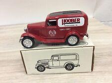 ERTL 1932 Ford Delivery Van Bank Hoober Intercourse PA NEW NIB E1869