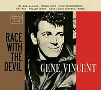 Gene Vincent - Race With The Devil [CD]