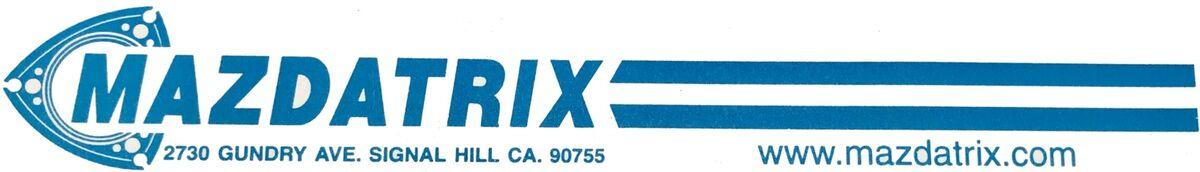 Mazdatrix