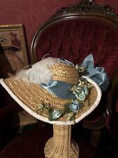 Victorian, Georgian Jane Austen Bonnet Hat Never Been Worn