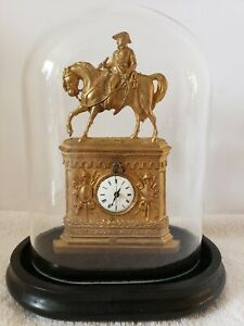 RARE Authentic 1847 General Zachary Taylor U.S. Presidential Campaign Dome Clock