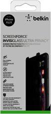 Belkin iPhone Xs/X Invisiglass Ultra Privacy Glass, Blickschutz BRANDNEU