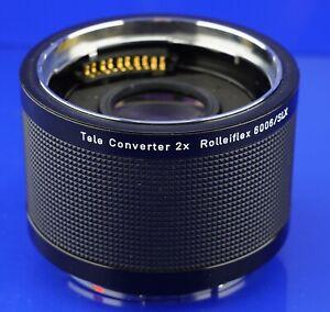 Rollei Tele Converter 2x Rolleiflex 6006/6008/SLX