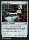 4x Lama dell'Eroe - Hero's Blade MTG MAGIC FRF Fate Reforged Eng/Ita