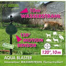 ISOTRONIC Vogelabwehr Vogelschreck Tiervertreiber mit Wasser / Bewegungssensor