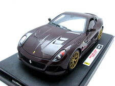 HOT WHEELS ELITE FERRARI 599 GTO 1/18  MICHAEL MANN DIECAST CAR