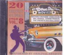Greatest oldies 1960 The Everly Brothers Eddie Cochran Cd Sealed Sigillato