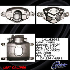 Centric Parts 141.62042 Front Left Rebuilt Brake Caliper With Hardware