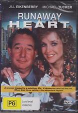 RUNAWAY  HEART - JILL EIKENBERRY - MICHAEL TUCKER - DVD