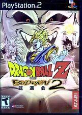 Jeux vidéo pour Sony PlayStation 2 dragonball