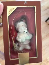 Lenox 2008 Santa's Woodland Friends Ornament