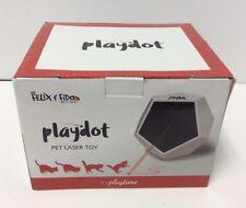 Felix & Fido Playdot Pet Play Interactive Dog Cat Animal Laser Toy Amusement New