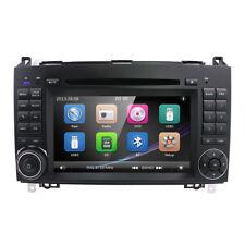 Car Stereo GPS Radio Mercedes A/B Class W169 W245 Sprinter Vito Viano VW Crafter