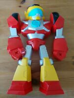 "Transformers Rescue Bots Mighties 10"" Hotshot Figure"
