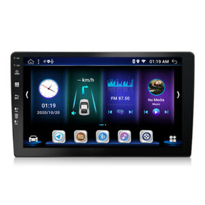 "9.0"" 2DIN Screen Android Wifi Car Stereo GPS Audio Radio DSP MP5 Player 2+32GB"