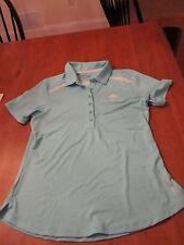 Womens Under Armour Golf Shirt, N w/o T, M