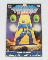 The THANOS Quest #1 Book One - JIM STARLIN Marvel Comics