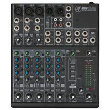MACKIE 802 VLZ 4 mixer audio analogico 8 canali + preamp onyx GARANZIA ITALIANA