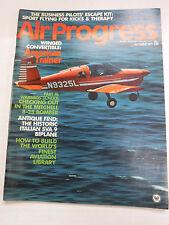 Air Progress Airplanes Magazine Warbirds School Part 3 October 1971 121416R
