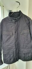 Barbour quilted jacket large