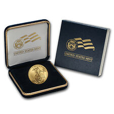 2017 1/2 oz Gold American Eagle Coin Brilliant Uncirculated BU with US Mint Box
