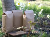 insect frass 6 lbs (3 two pound bags) organic plant food soil amendment