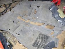 Alfa Romeo 156 Sportwagon main floor carpet