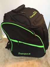 Transpack Competition Pro Black / Lime Electric