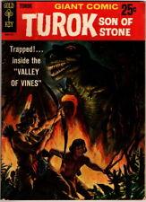 Turok Son of Stone Giant Comic No 1, Gold Key, 1966 Vintage Gold Key Comic